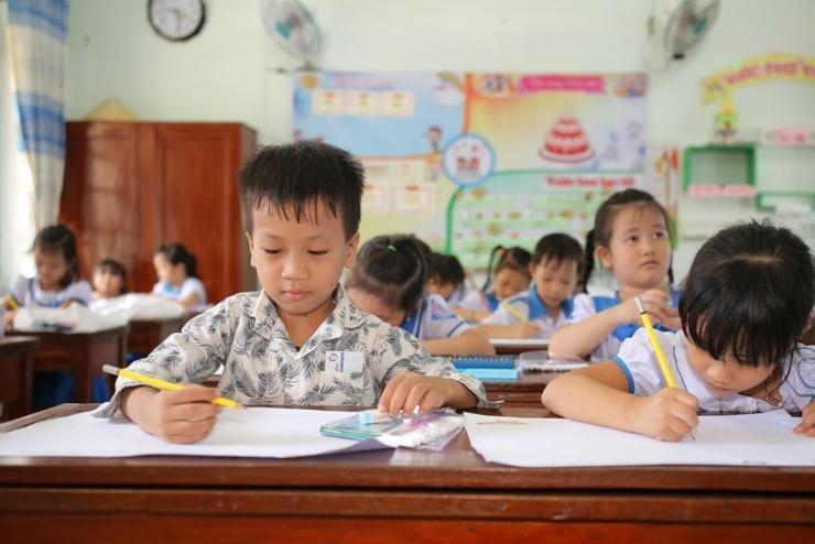 Thiếu Nhi Tiền Giang & Quảng Nam Hưởng Ứng Thông Điệp
