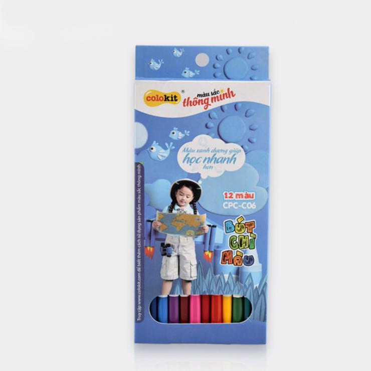 Bút chì màu CP-C06