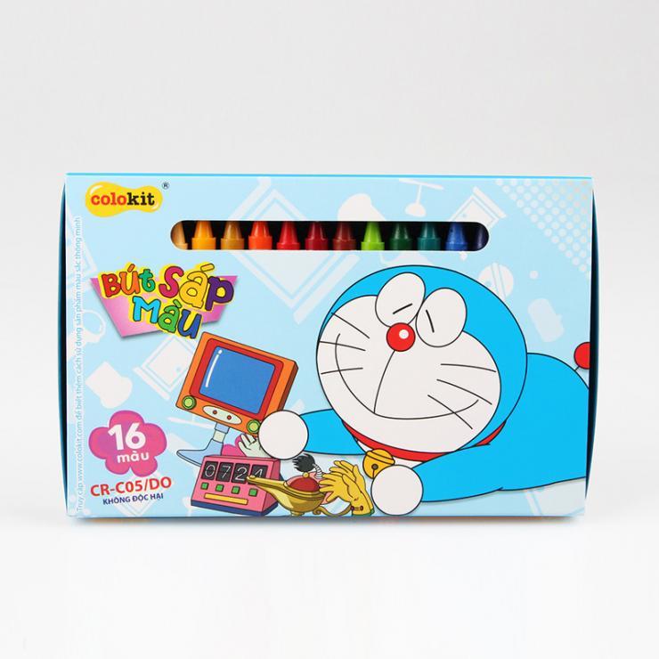 Bút sáp màu CR-C05/DO