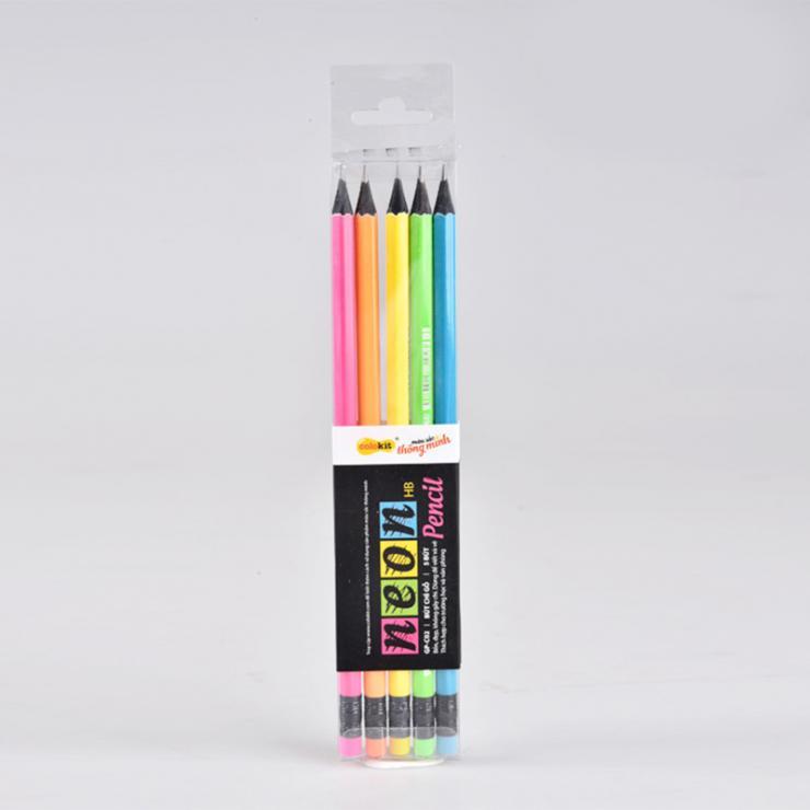 Bút chì neon 2B GP-C02