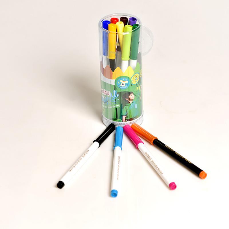 Bút lông màu rửa được SWM-C04