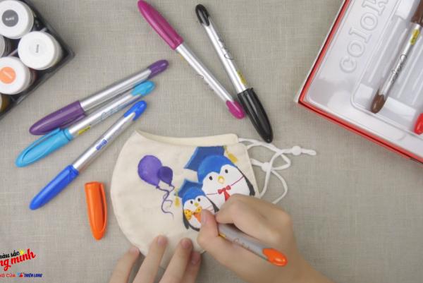 5 Tips mỹ thuật cực hay cho bé sáng tạo trong mùa hè cùng Colokit Phần 2