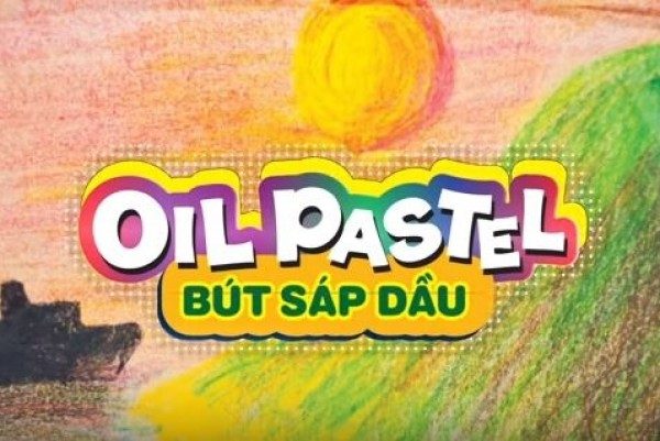 Bút sáp dầu Colokit